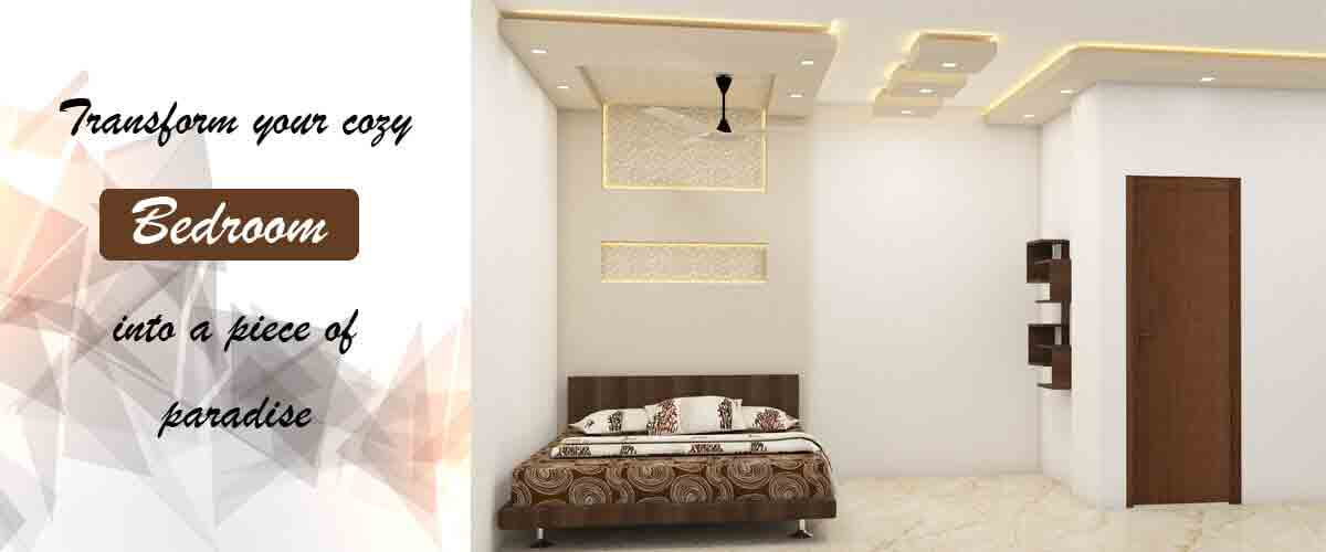 Kids Bedroom for 2 BHK Apartment