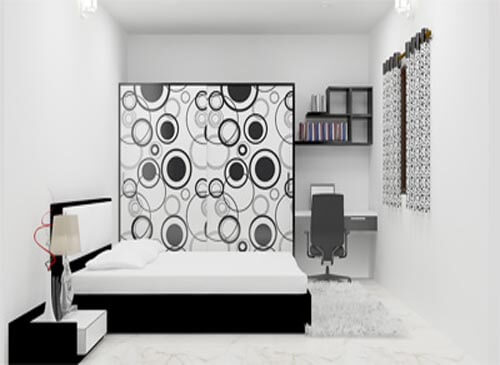 Personalizing Bedroom Space Is Now Easy With Scale Inch Which Effectuates  Hassle Free Designing. Home Interior ...