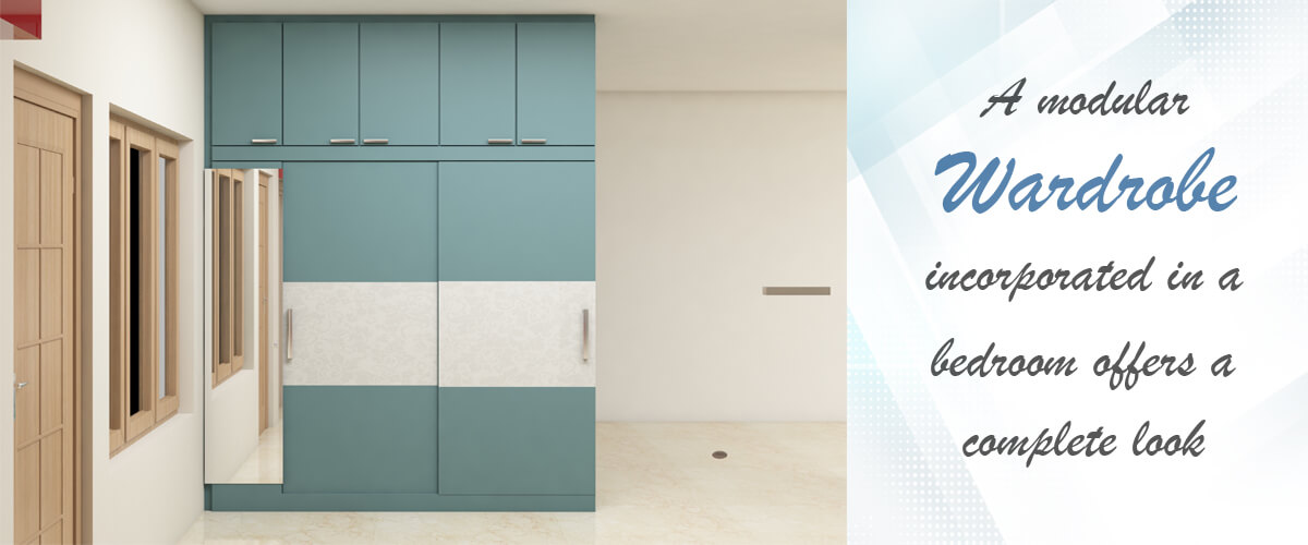 Wardrobe Interior for villa Apartment