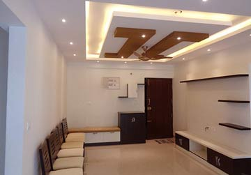 Estimated 3 Bhk Interior Designing Cost Basic Package